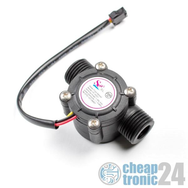 YF-S201 Wasserfluss Durchfluss Sensor