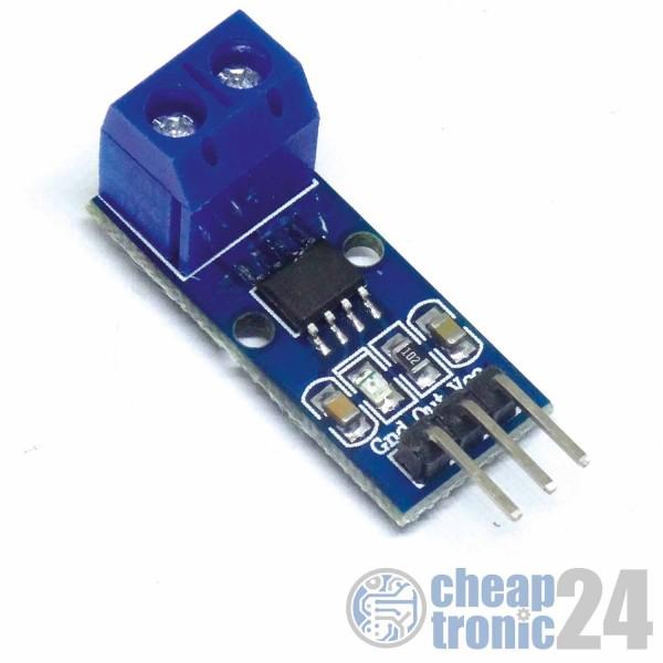 ACS712 30A Stromsensor Blau
