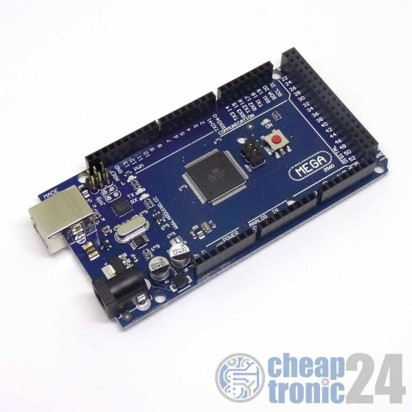 ATMega 2560 16U2 Version
