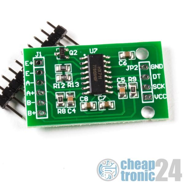 HX711 24-Bit A/D Wägesensor Wiegesensor Drucksensor