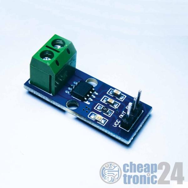 ACS712 20A Stromsensor Current Hall Sensor Analog Arduino Raspberry Pi