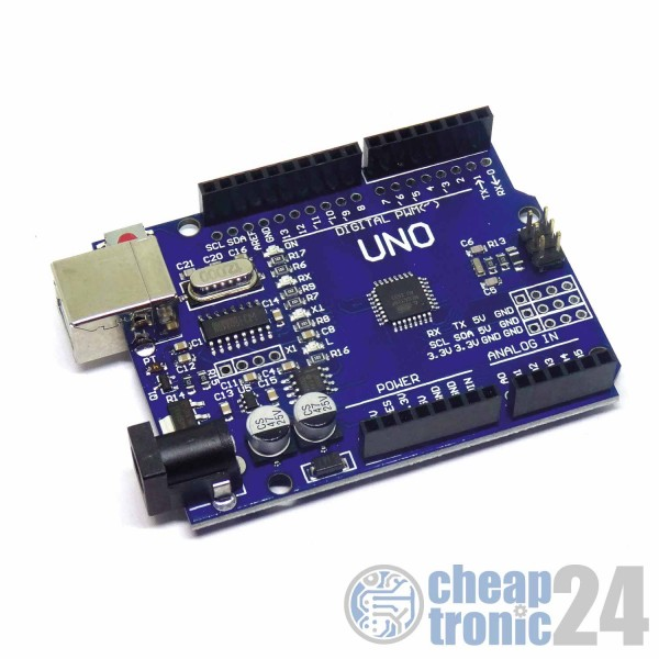 UNO R3 ATMega328P CH340