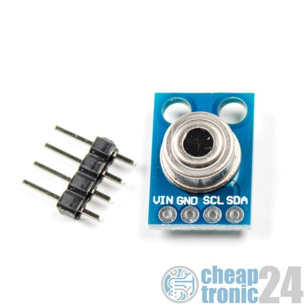 GY-906 MLX90614ESF Infrarot Thermometer Temperatur Sensor Arduino Raspberry Pi