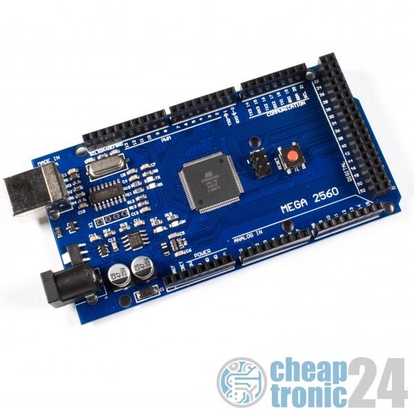 ATMega 2560 CH340 Version
