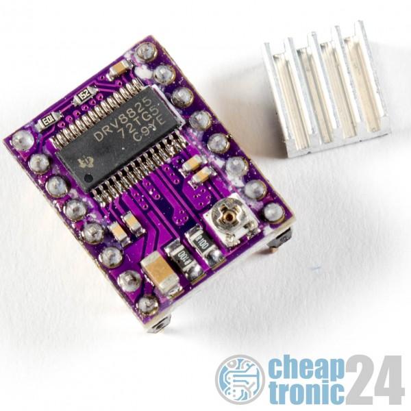 DRV8825 Schrittmotor Treiber
