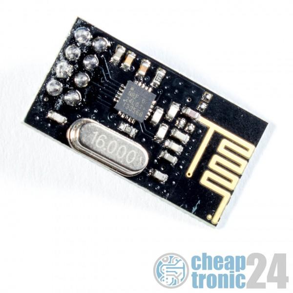 NRF24L01+ 2,4 GHz Funkmodul