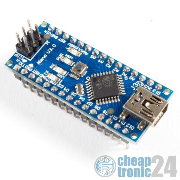 Nano FT232RL ATMega328P 16MHz