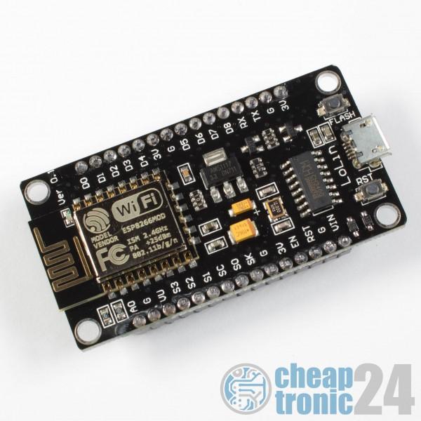 NodeMCU V3 LOLIN ESP8266 ESP-12E