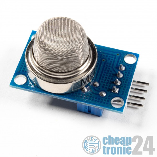 MQ-4 Gas Sensor Modul Methan Erdgas