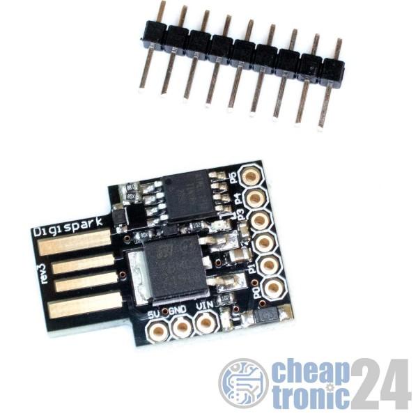 ATtiny85 USB Entwicklungsboard