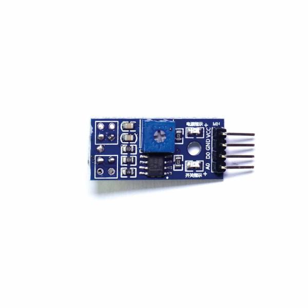 TCRT5000 Modul Infrarot IR Lichtschranke Line Track Followsensor Arduino