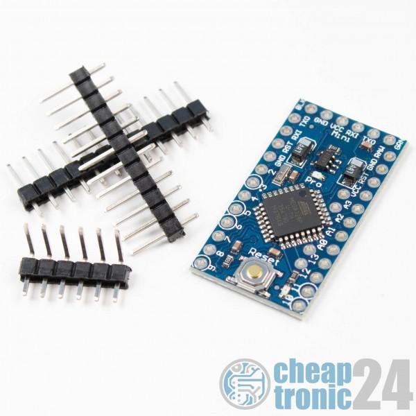 Mini ATmega328P 5V 16 MHz Microcontroller Arduino kompatibel Raspberry Pi