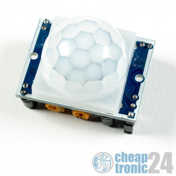 HC-SR501 PIR Infrarot Bewegungsmelder blau
