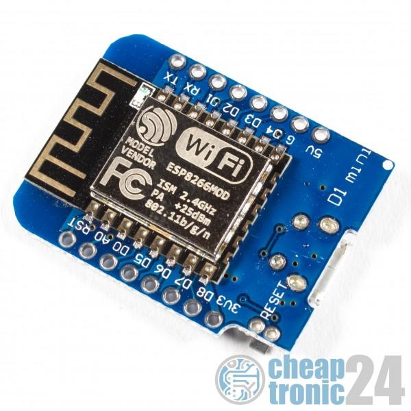 D1 mini ESP8266 ESP12
